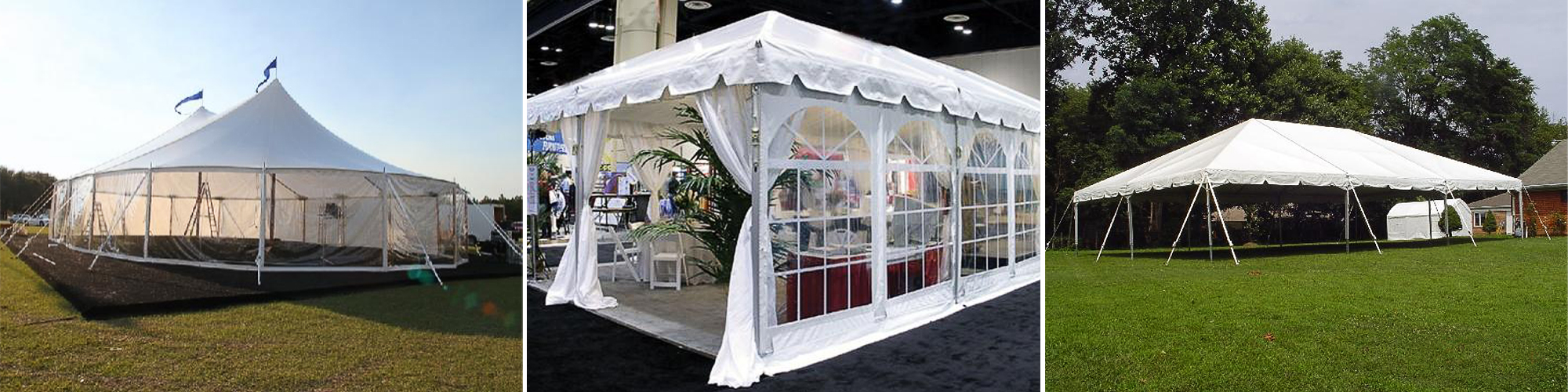 Party and Tent Rental in Baltimore, MD | Party Palace Rentals, LLC